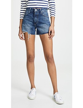 The High Rise Smith Shorts by Joe's Jeans