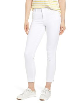 Ab Solution High Waist Ankle Skinny Pants by Wit & Wisdom