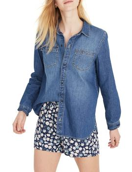 Classic Ex Boyfriend Denim Shirt by Madewell