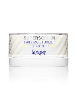 Supergoop! Superscreen Daily Moisturizer Spf 40 by Supergoop!®