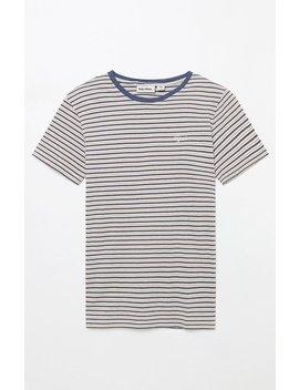 Rhythm Vintage Stripe T Shirt by Pacsun