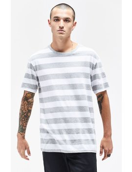 Pac Sun Kasia Stripe Relaxed T Shirt by Pacsun