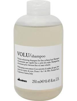 Volu Shampoo by Davines