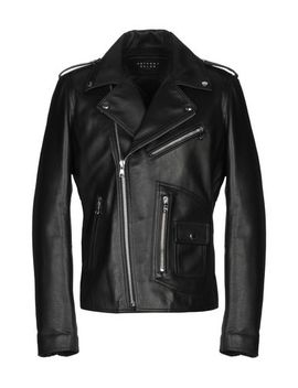 Anthony Delon Biker Jacket   Coats And Jackets by Anthony Delon