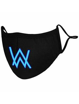Alan Walker Mask Cool Cotton Face Mask Cosplay Costume Accessory Prop Blue by Ec