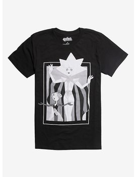 Steven Universe White Diamond White Pearl T Shirt Hot Topic Exclusive by Hot Topic