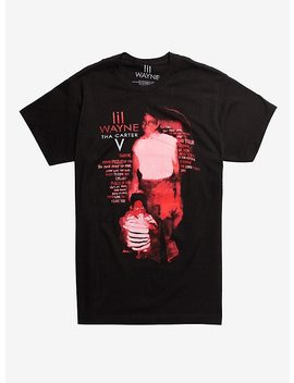 Lil Wayne Tha Carter V T Shirt by Hot Topic