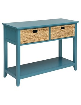 Console Table Teal by Acme Furniture