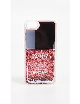 Nail Polish I Phone 7/8 Case by Iphoria
