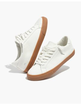 Men's Sidewalk Low Top Sneakers In Canvas by Madewell