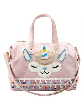 Under One Sky Weekender Bag Llamacorn by Under1 Sky