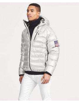Glacier Heated Down Jacket by Ralph Lauren