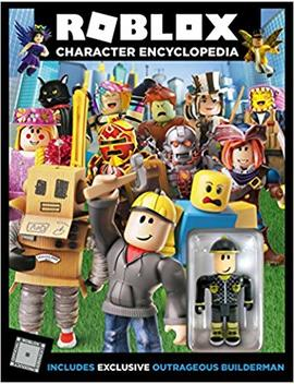 Roblox Character Encyclopedia by Official Roblox