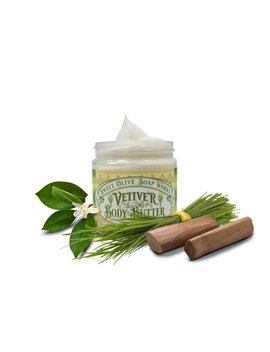 Vetiver Body Butter by Etsy