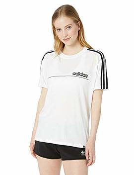 Adidas Athletics Oversized Line Tee by Adidas