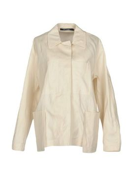 Sofie D'hoore Full Length Jacket   Coats & Jackets by Sofie D'hoore