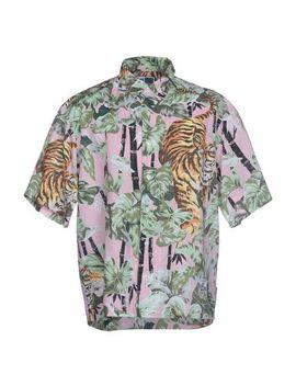 Kenzo Patterned Shirt   Shirts by Kenzo
