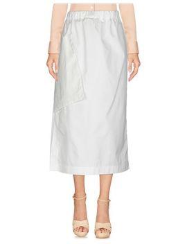 Sofie D'hoore Midi Skirts   Skirts by Sofie D'hoore