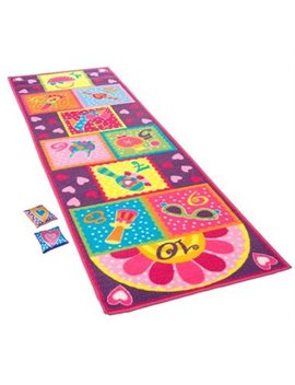 Alex® Hopscotch Rug Active Play by Alex