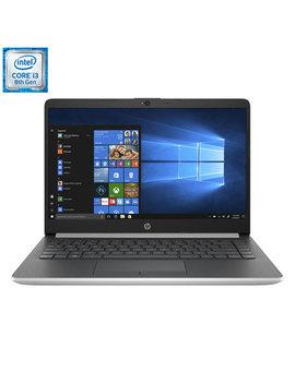 "Hp 14"" Laptop   Natural Silver/Ash Silver (Intel Core I3 8130 U/128 Gb Ssd/4 Gb Ram/Windows 10 S) by Hp"