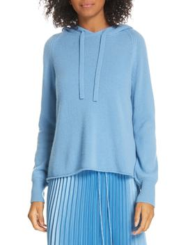 Raglan Sleeve Cashmere Hoodie by Vince