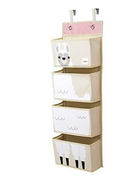 3 Sprouts Hanging Wall Organizer  Storage For Nursery And Changing Tables by 3 Sprouts