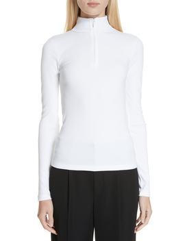 Half Zip Pullover by Vince