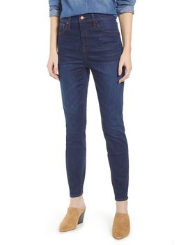 Thermolite Curvy High Waist Skinny Jeans by Madewell