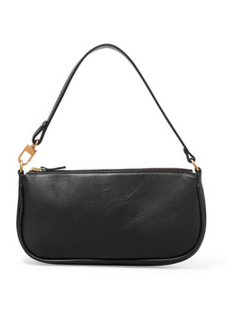 Rachel Leather Shoulder Bag by By Far