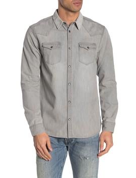 Pirnmill Long Sleeve Shirt by Allsaints