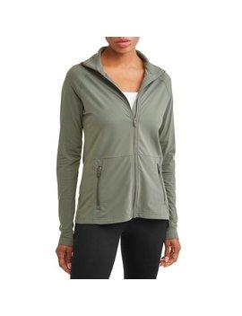 Women's Active Flex Tech Zip Jacket by Avia