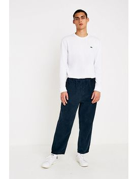 Iets Frans... Navy Corduroy Pyjama Trousers by Iets Frans...