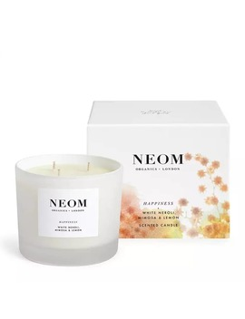 Neom Happiness™ Scented Candle (3 Wicks) 420g by Neom Organics London