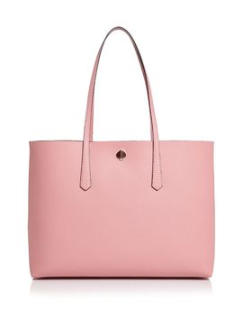 Large Leather Tote Bag by Kate Spade New York