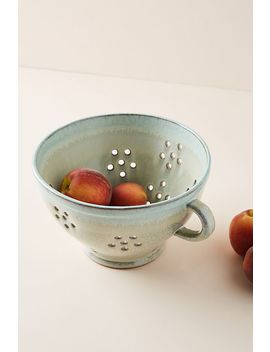 Misty Colander by Anthropologie