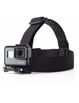 Amazon Basics Head Strap Camera Mount For Go Pro by Amazon Basics