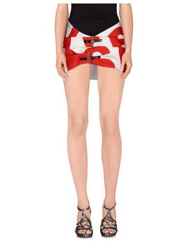 Anthony Vaccarello Mini Skirt   Skirts by Anthony Vaccarello