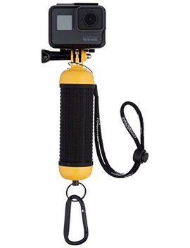 Amazon Basics Waterproof Floating Hand Grip For Go Pro Cameras by Amazon Basics