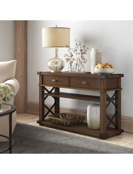 Fusillade Console Table by Birch Lane™ Heritage
