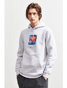 Stussy Hibiscus Hoodie Sweatshirt by Stussy