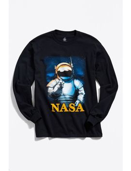 Nasa I Want You Long Sleeve Tee by Urban Outfitters