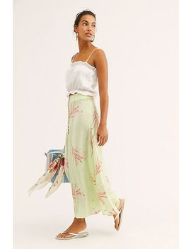 Sammy Buttondown Skirt by Free People