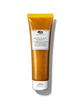 Origins Never A Dull Moment Skin Brightening Face Polisher With Fruit Extracts 125ml by Look Fantastic