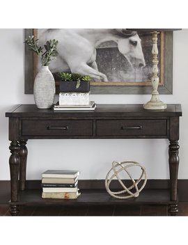 Tower Console Table by Charlton Home
