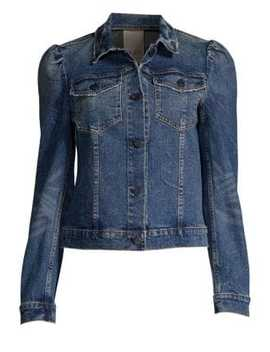 Denim Jacket by La Vie Rebecca Taylor
