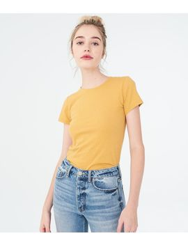 '90s Slim Kate Tee by Aeropostale
