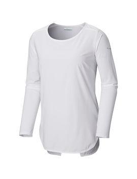 Women's Place To Place™ Long Sleeve Sun Shirt by Columbia Sportswear