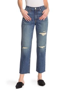 Ankle Straight Leg Jeans by Rag & Bone