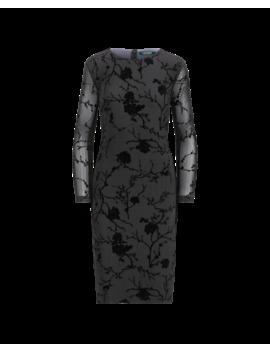 Floral Mesh Dress by Ralph Lauren