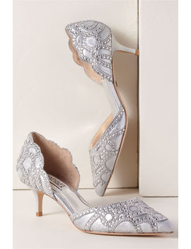 Badgley Mischka Ginny Heels by Bhldn